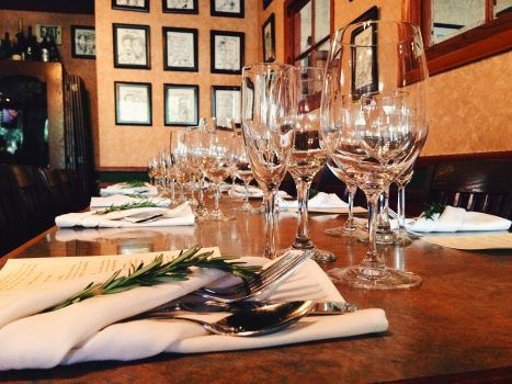 Wine Dinner: Domaines Barons de Rothschild Lafite